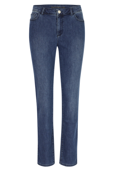 Mayerline Basic fit jeans met stretch 1