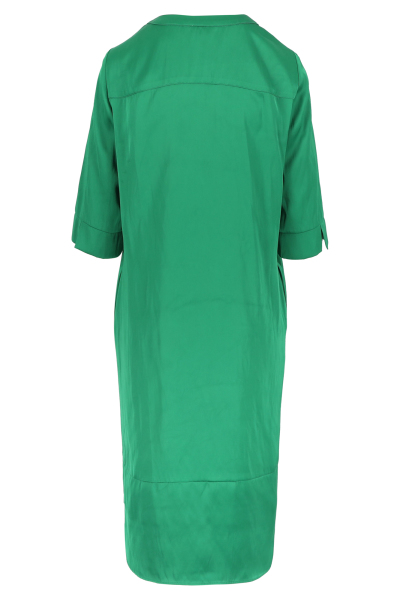 Améline Robe tunique en viscose satiné 2