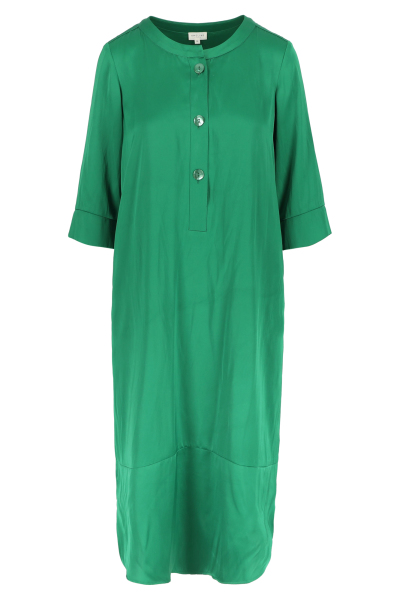 Améline Robe tunique en viscose satiné 1