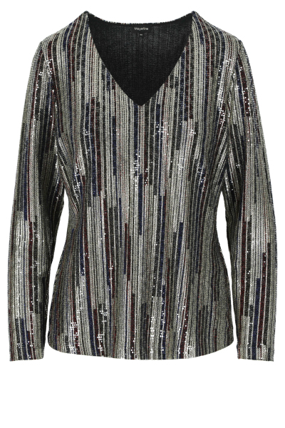 Mayerline Blouse en jersey avec lurex multicolore 1