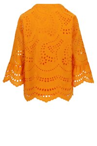 Mayerline Blouse in broderie anglaise 2
