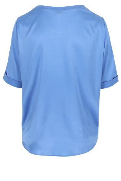 Mayerline Blouse T-shirt en soie naturelle lavable 2