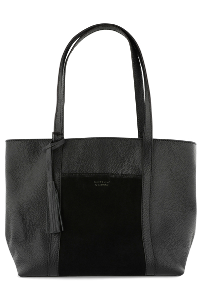 Mayerline Grote shopper in korrelleer en nubuck 1