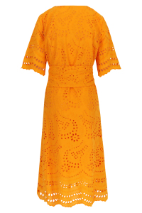 Mayerline Jurk in broderie anglaise 2