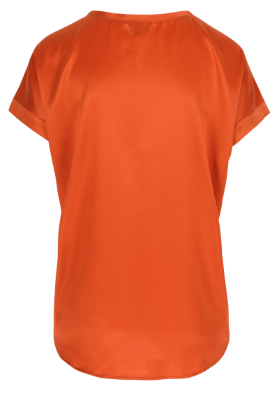Mayerline T-shirtblouse in zijde  2