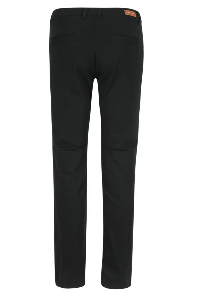 Mayerline Zwarte chino met stretch  2